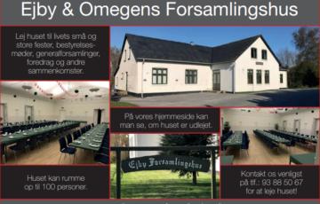 Ejby og Omegns Forsamlingshus