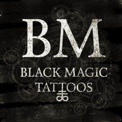 Black Magic Tattoo